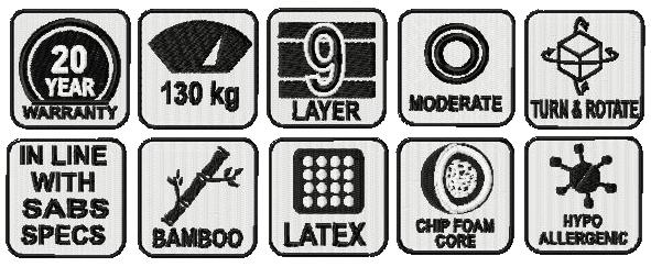 Ambassador Range Logos