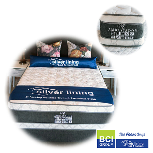 Ambassador Bed Range